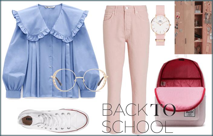 Back2School: Girly Girl