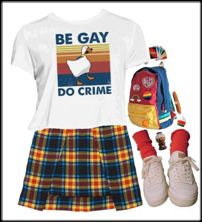 🌈Be Gay Do Crime🌈