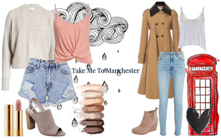 Take Me To Manchester Music Video Outfits