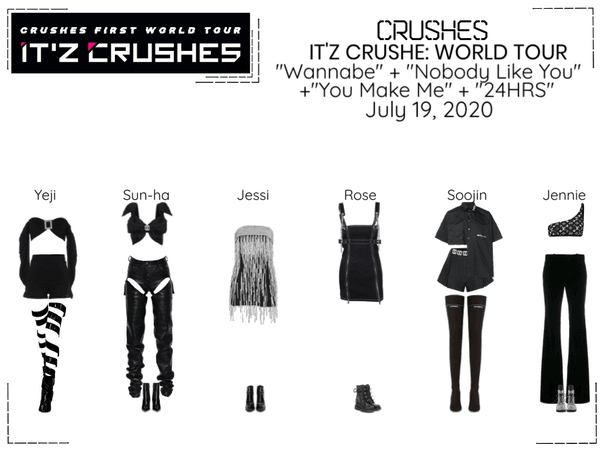 Crushes (호감) IT'Z Crushes | LA