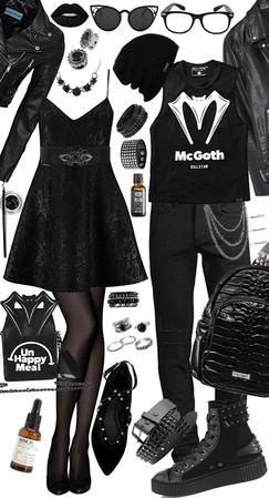 McGoth (Couple Edition)