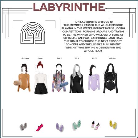 RUN LABYRINTHE EPISODE 10