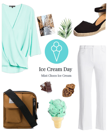 Mint Choco Ice Cream