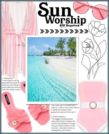 SUMMER 2020: Sun Worship Style