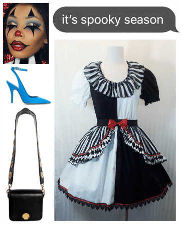 creepy costume