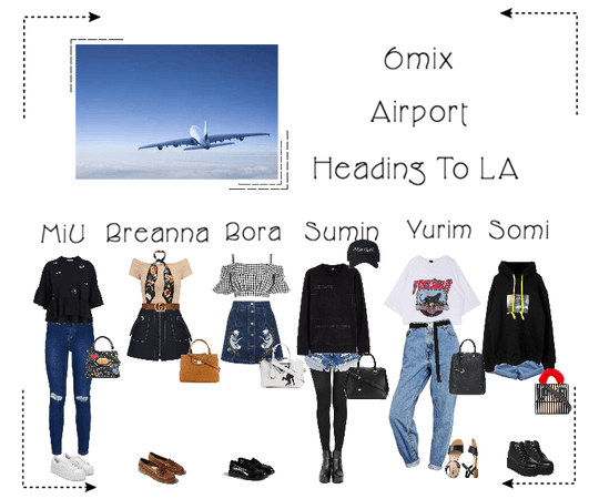 《6mix》Heading To LA