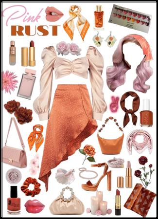 Rust & Pink