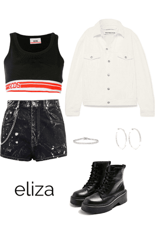 eliza fight&flight
