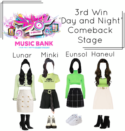 190726 - 'Day and Night' Music Bank