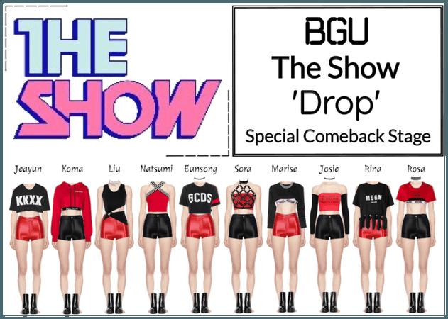 BGU The Show 'Drop' Special Stage