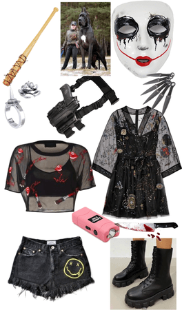 purge outfit