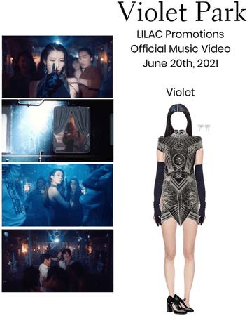 Violet Park | LILAC | Official MV