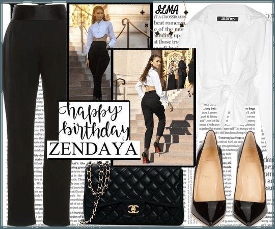 Happy Bday Zendaya