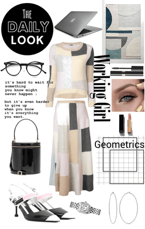 Working Girl Geometrics