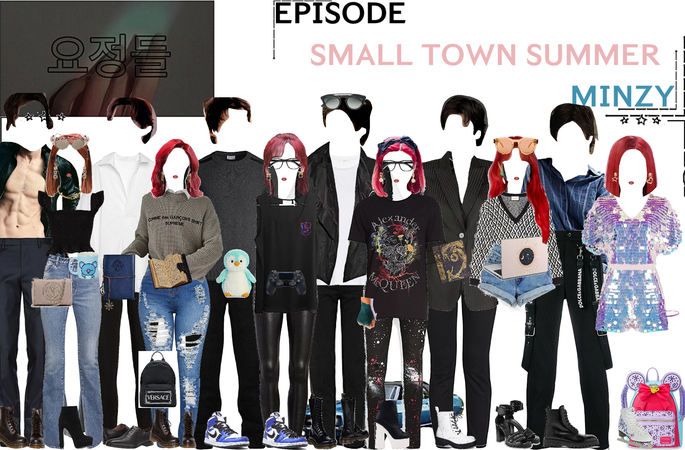 FAIRYTALE EPISODE 4: SMALL TOWN SUMMER | MINZY & STEFAN SCENES