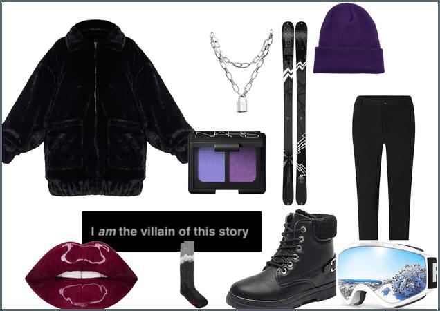goth/villan ski