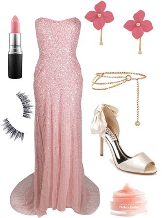 Pagent Dress