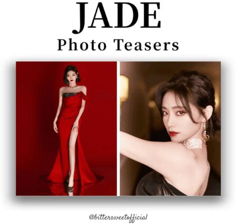BITTER-SWEET 비터스윗 (JADE) 'Setting Fires' Teasers