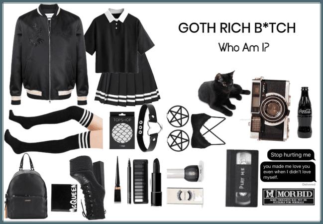 Goth Rich B*tch