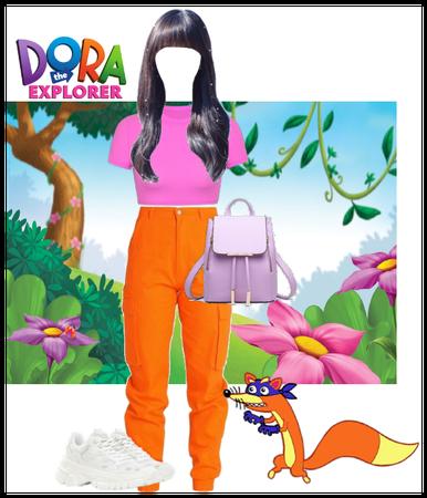 Dora, Dora, Dora the explorer