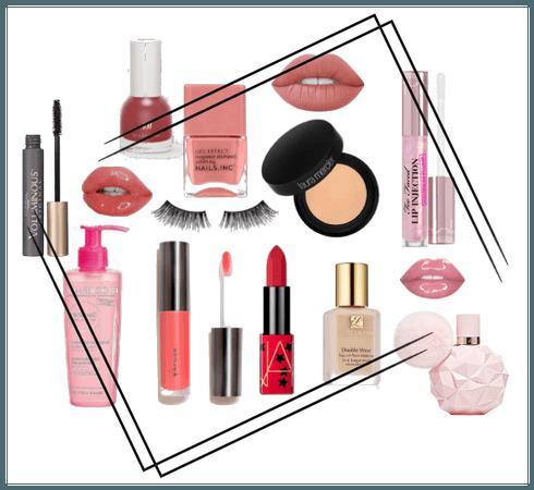 Pink Makeup 😂