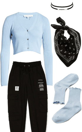 Comfortable, Chill look