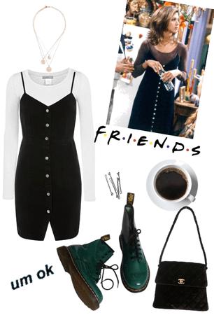 Rachel Green outfit #3