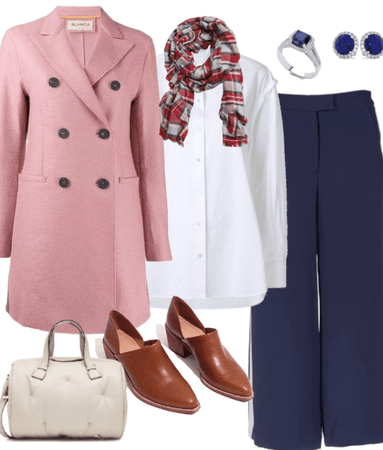 Simple Elegance (Fall/Winter Cap. Wardrobe #43)