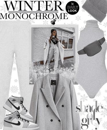Monochrome - Grey