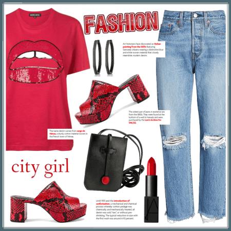 City Girl!