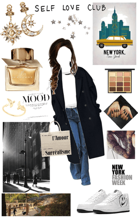 fashion week in new York 🗽