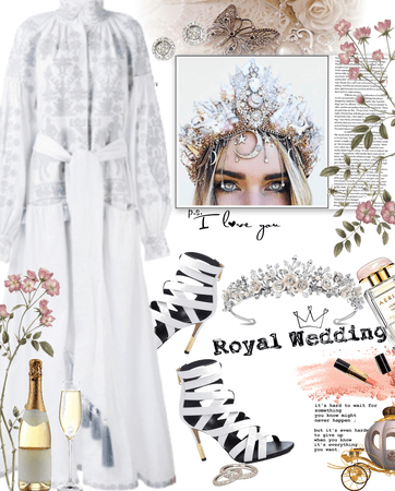 """ Royal Wedding """