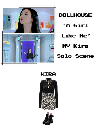 {DOLLHOUSE} 'A Girl Like Me' Kira Solo Scene
