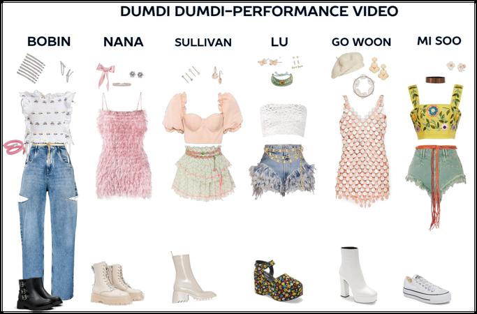 Dumdi Dumdi-Performance Video
