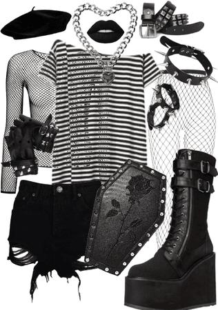 Punk in Stripes