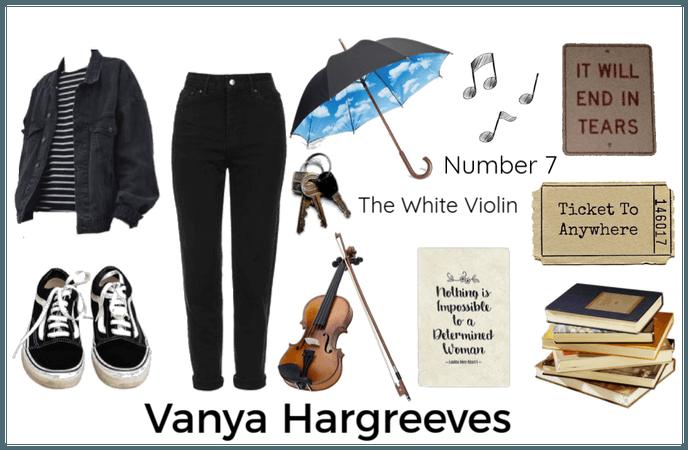 Vanya Hargreeves