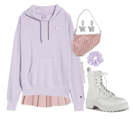 Soft Girl Casual Look