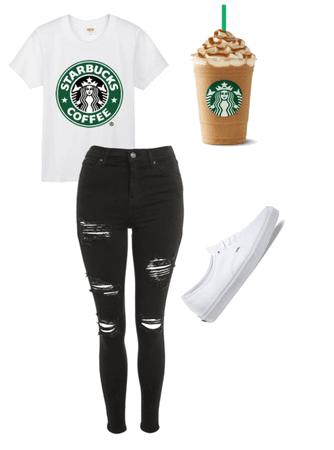 Starbucks ⭐️ 🧜♀️