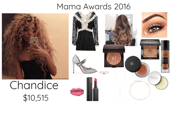 Mama Awards 2016 Chandice