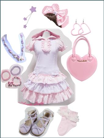 Summertime fairy kei