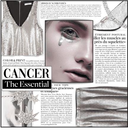 The Zodiac Sign: Metallic Cancer - Contest