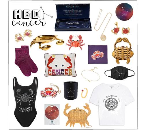 hbd cancer 🦀