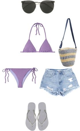 Praia / piscina