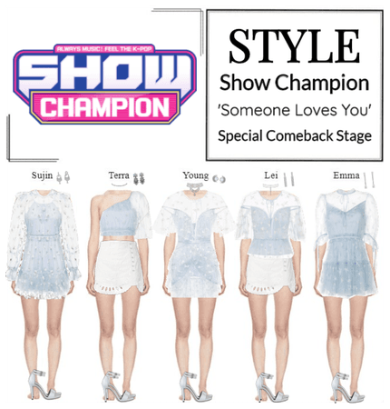 STYLE Show Champion 'Someone Loves You' Special