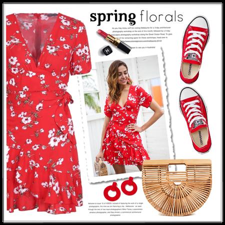 Spring Floral!
