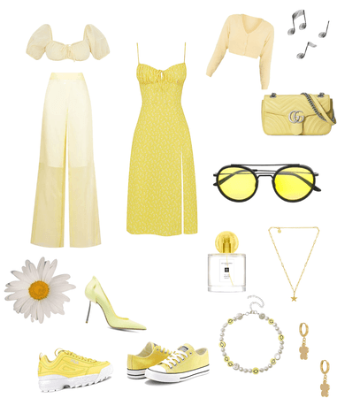 Love in Yellow