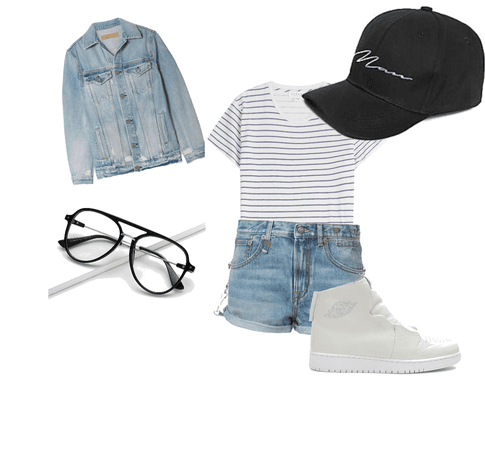 Casual or something for school
