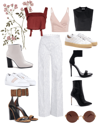 tips for wearing long pants casually