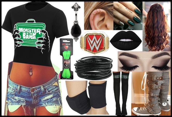 WWE Gear #5