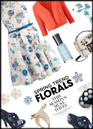 Spring Trend: Florals